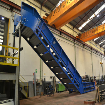 Roller Chain Plate Belt Conveyors