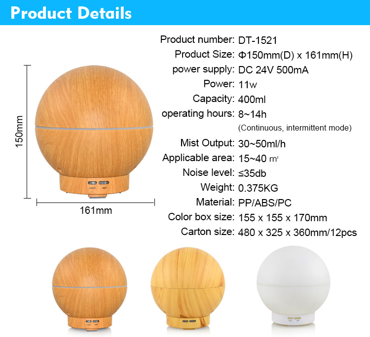 oil defuser essential oil diffuser