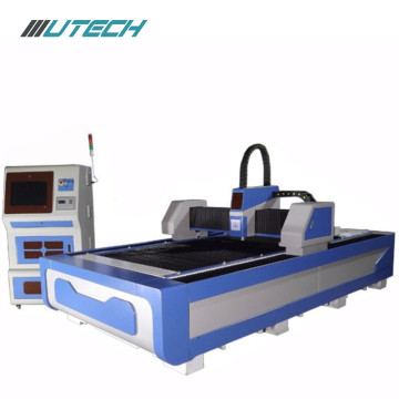 Cnc Fiber Laser Cutting Machine For Stainless Steel