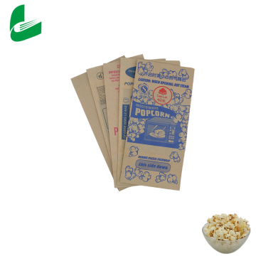 chocolat color microwave small brown microwave popcorn paper bags