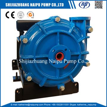 25ZJH Small Duty High Head Slurry Mud Pumps