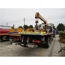Dayun 8ton Wrecker Truck with Cranes