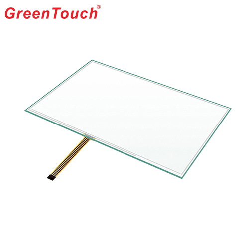High Quality Touch Screen 4 Wire Resistive 10.1""