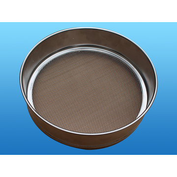 Laboratory screen  stainless steel test sieve