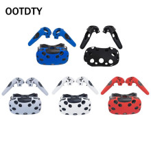 Protective Cover Silicone Controller Handle Case Anti-Slip Shockproof Shell Game Accessories for HTC Vive Headset VR