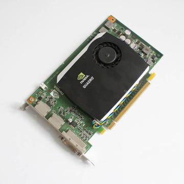 Quadro FX580 FZ555AA 519295-001 536793-001 Graphics Card