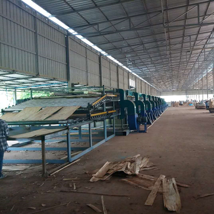Rubber Veneer Drying Machines