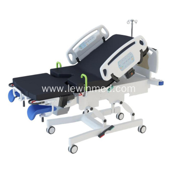 Medical Equipment Integration Delivery Table Hospital Bed