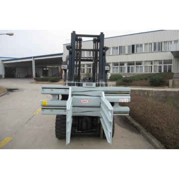 3 tons Bale roll clamp forklift