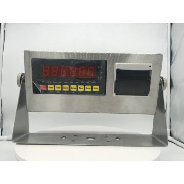 Stainless steel platform scale weighing instrument With printer