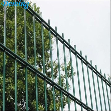 Factory Double Horizontal Garden Wire Mesh Fence