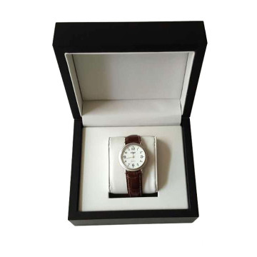 Unique Design Art Paper Plastic Watch Gift Box
