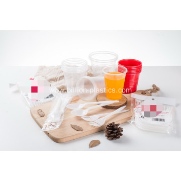 Colorful Disposable Plastic Food Grade Cup