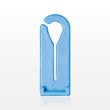Open Jaw Slide Clamp for Urine Bag