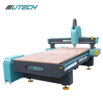 cnc router metal engraving machine with tool sensor