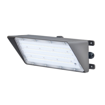 80W Industrial Led Wall Pack Lights 5000K