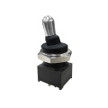 Waterproof Long Life Black Sealed Toggle Switch