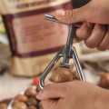 Manual Macadamia Nut Opener Dried Fruit Cracker Creative Walnut Nutcracker Nut Sheller Nut Opening Tools Kitchen Accessories