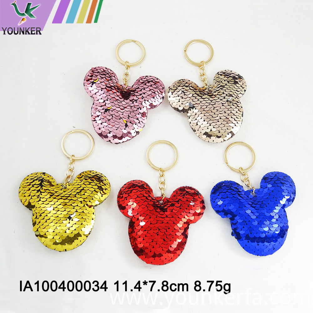 Mickey Mouse Key Chain