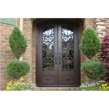 Best Selling Iron Entrance Door