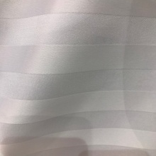 Polyester 2cm Striped Satin Fabric