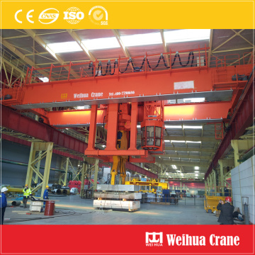 Pinces Socking Pit Crane