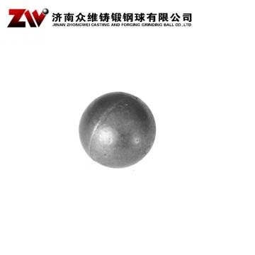 Forged steel ball of 45# 110mm