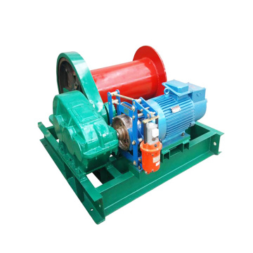 Wire rope power electric hoist winch equipment