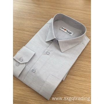 Good quality male long sleeve shirt