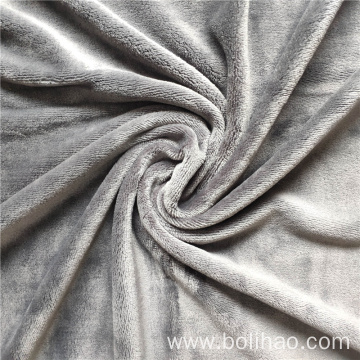 100% Polyester Flannel Fleece Fabric