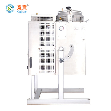 Ethyl alcohol solvent purification system