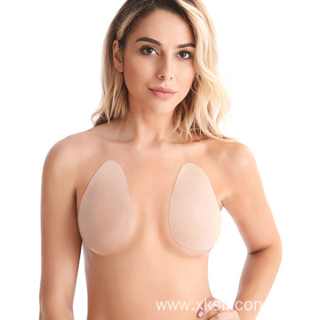 Sexy Backless Strapless Push Up Silicone nipple covers