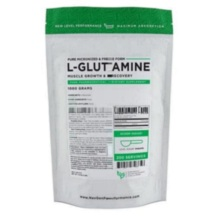 are l-glutamine and glutathione the same