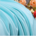 Smooth Polyester Spandex Four-side Stretch Knitted Fabric