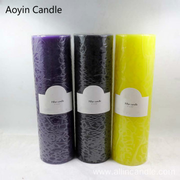 Wedding Wholesale Pillar Candle Home Decor Candles