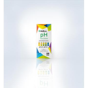 rapid pH4.5-9.0 test kits with fda