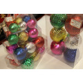 Top Litchi-shaped Christmas Ball Ornaments Decoration