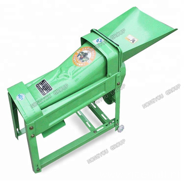 Commercial corn sheller and thresher