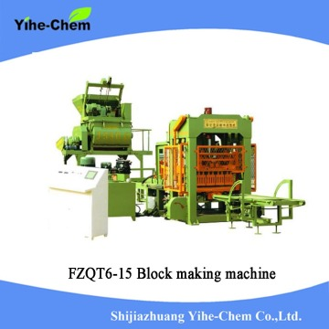 FZQT6-18 Block making machine