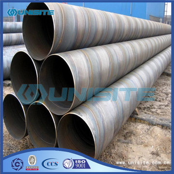 Best quality steel pipes
