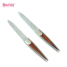 Full stainless steel high quality nail file