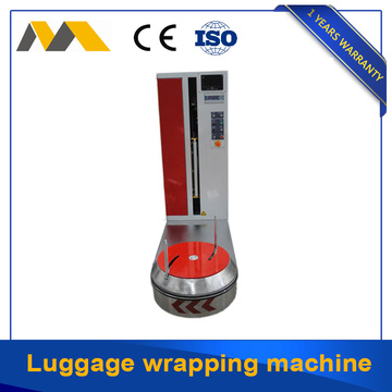 Automatic system high speed stretch film overwrapping machine with high quality