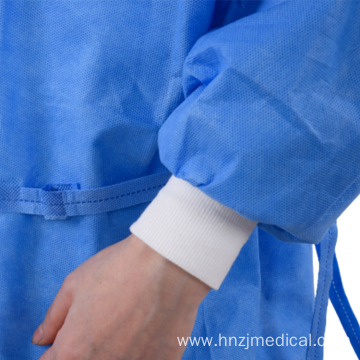 Disposable Non-woven Waterproof Surgical Gown
