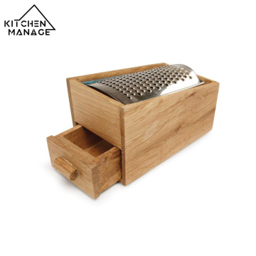 Cheese Grater with Box Storage