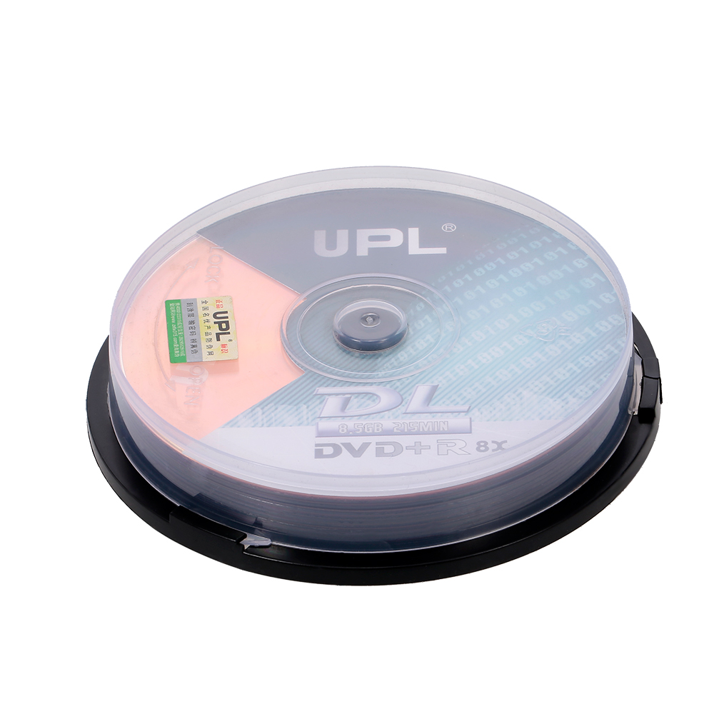 20PCS 215MIN 8X DVD+R DL 8.5GB Blank Disc DVD Disk For Data & Video Storage for backups and archives