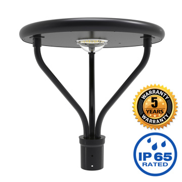 Solar led post top fixture 50W