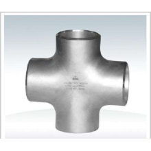 Seamless Steel A420WPL3 Equal Cross