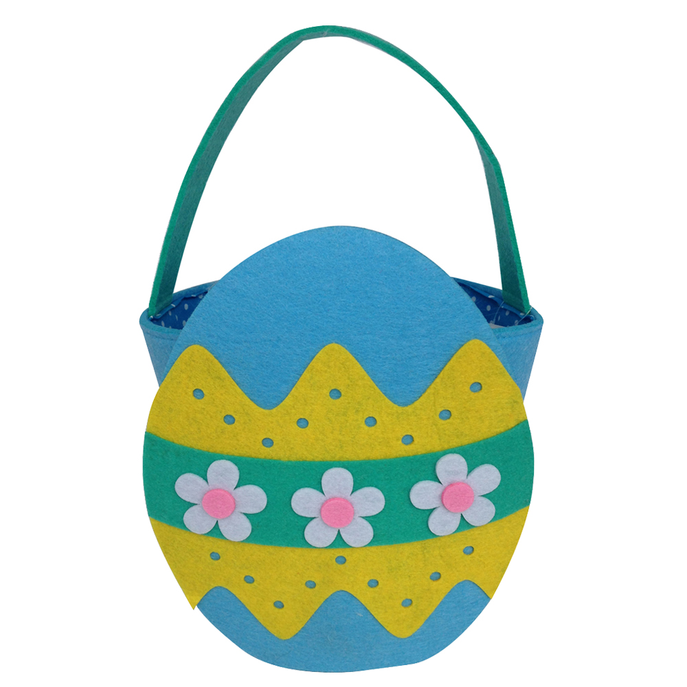 Easter Egg Candy Gift Bucket