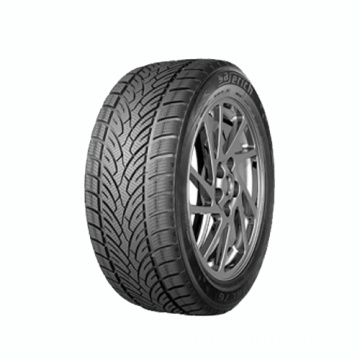 Effective ice grip snow tyre