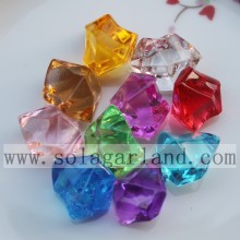 Crystal Plastic Stone Gems For Wedding Vase Fillers